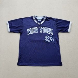 90s vintage New York baseball jersey!